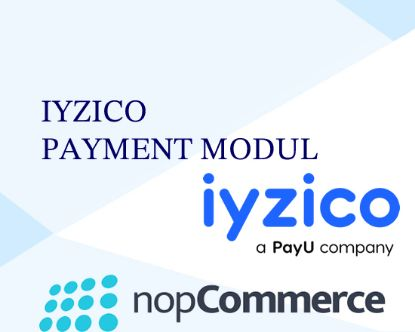 NopCommerce iyzico sanal pos kurulumu resmi