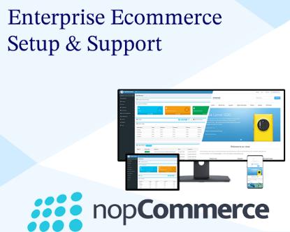 Kurumsal NopCommerce Eticaret Kurulumu ve Desteği resmi